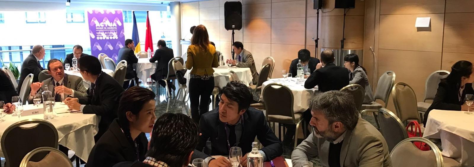 Participa en la jornada empresarial China-Andorra que organiza Actua el 1 de julio