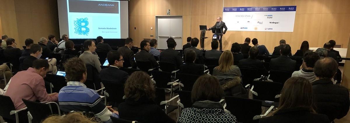 una sessió de ponències ofertes per empreses punteres i especialitzades en aquesta tecnologia