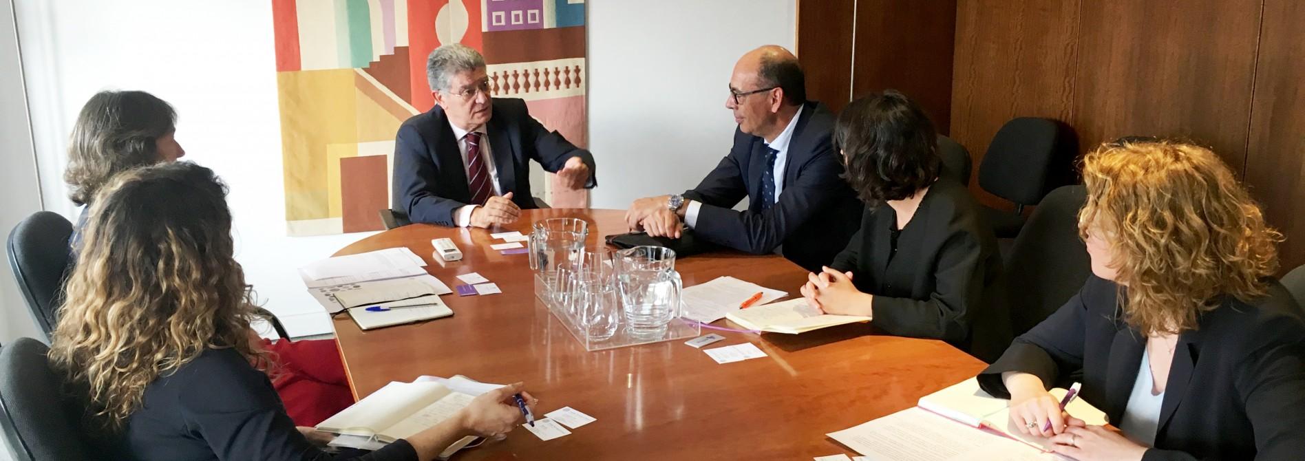ACTUA y la agencia de Comercio Exterior de Portugal intensifican los contactos a raíz de la entrada en vigor del CDI y cierran una misión económica