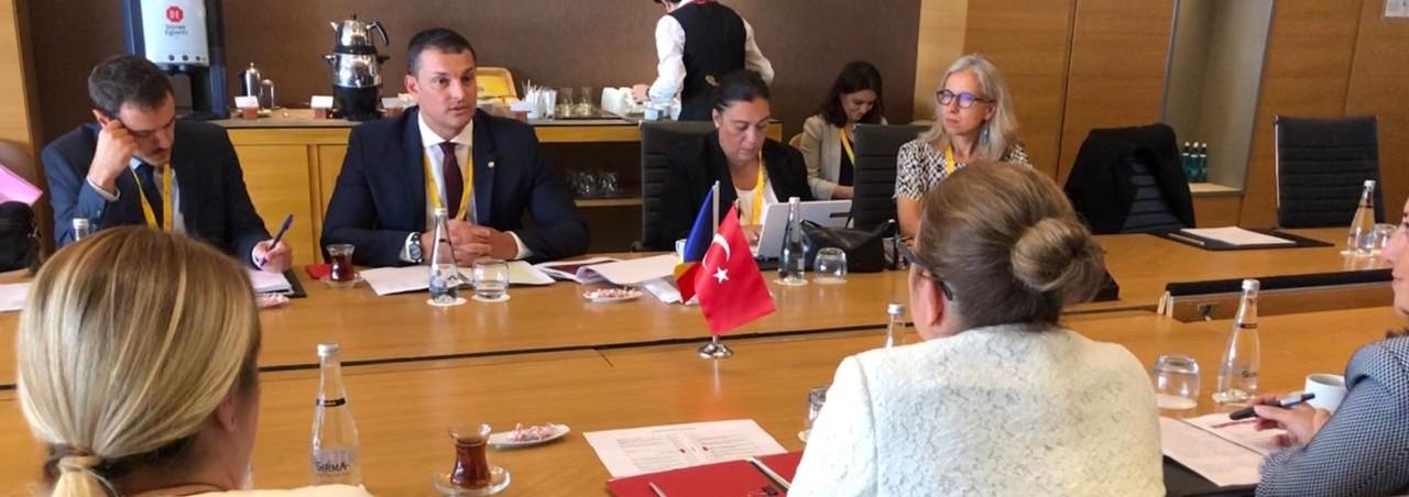 El Gobierno y Actua trabajan con autoridades de China y Turquía nuevas vías de colaboración empresarial