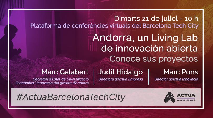 Webina Barcelona Tech City