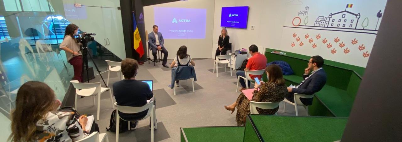 les subvencions 2020 i un portal per millorar la internacionalització de les empreses d'Andorra