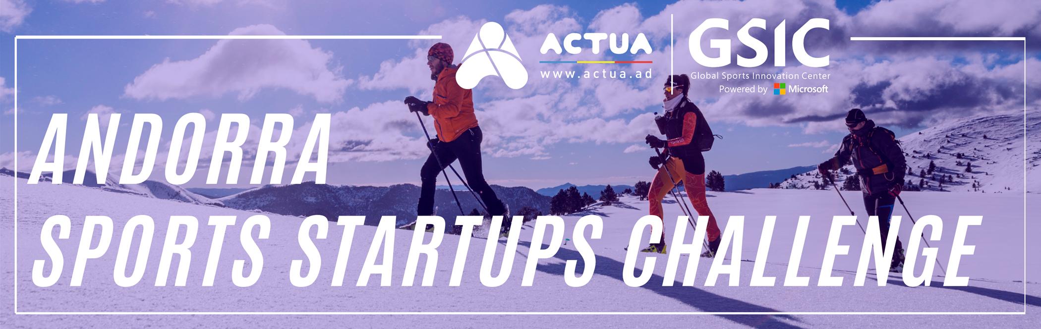 Andorra-Sports-Startup-Challenge