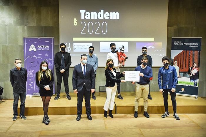 Projecte Tàndem Tercera edició