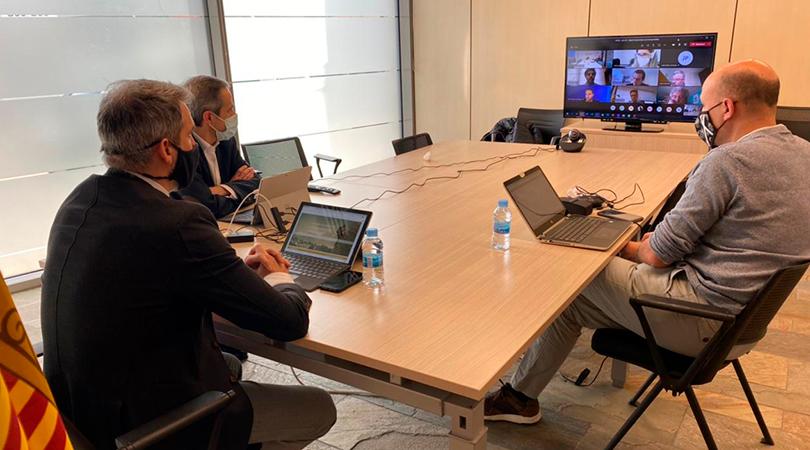 Andorra treballa el full de ruta digital amb la e-Governance Academy d'Estònia