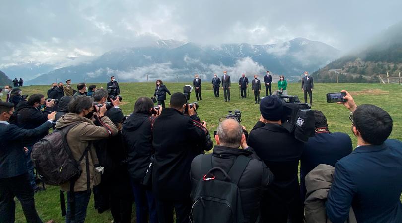 Andorra hosts the XXVII Ibero-American Summit with great success