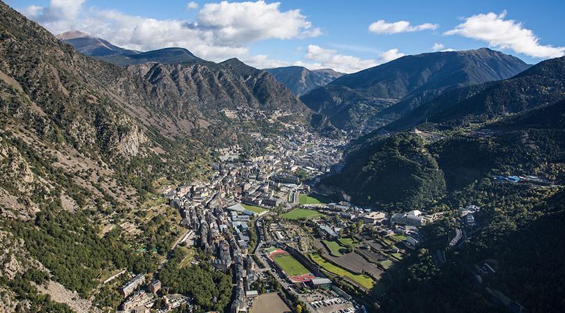 Foto Andorra Dron