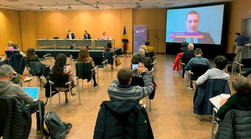 Andorra es converteix en el primer país del món en aprovar un Pla Estratègic d'esports electrònics