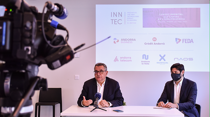 La transformación digital del comercio, tema de la Jornada INNTEC 2021