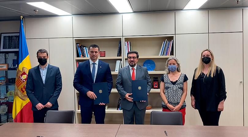 Andorra Business cierra un acuerdo con la Global Esports Summit para mostrar el potencial de Andorra en deportes en el congreso más importante de Europa