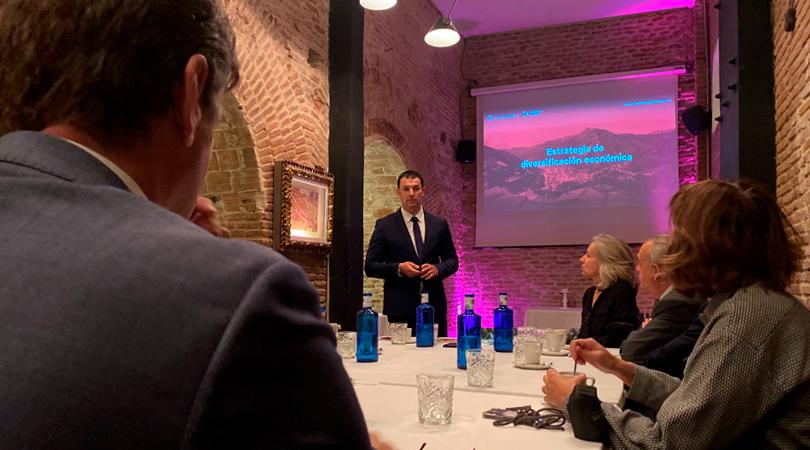 Andorra Business presenta a empresaris, consultors i periodistes de Madrid les novetats d'inversió a Andorra