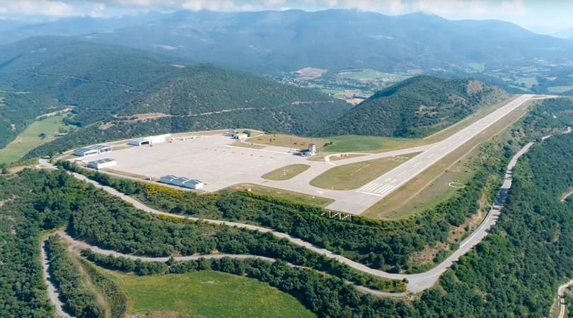 Aeroport Andorra - La Seu d'Urgell