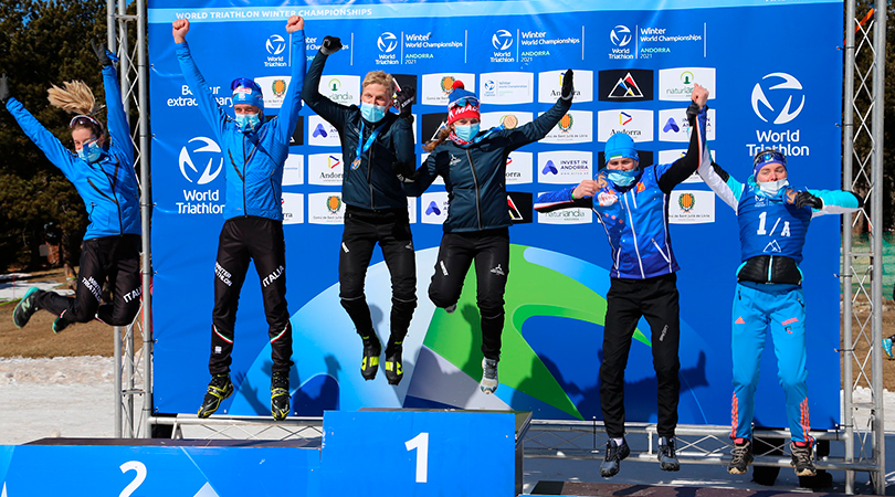 Andorra will once again host the world winter triathlon championship on the 5th and 6th of February in Naturland
